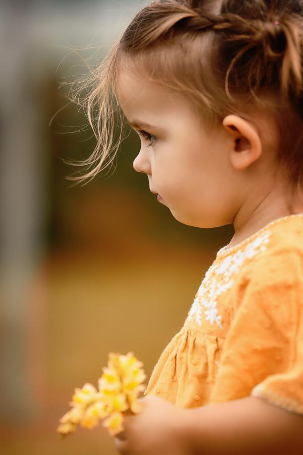 umelecké fotky detí, fotografovanie